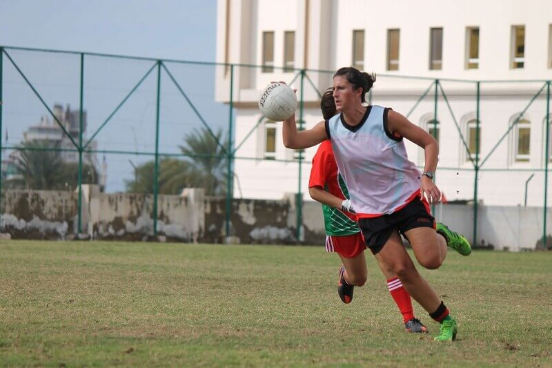 SWSC – Sharjah – GAA-LADIES