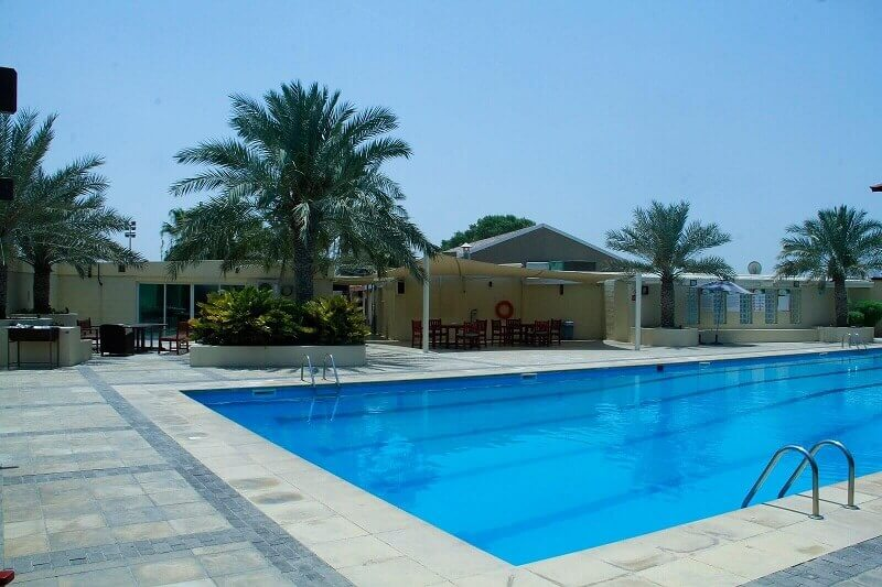 SWSC – Sharjah – Swimming Pool