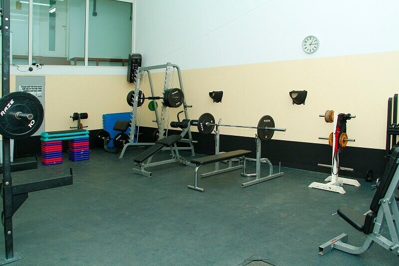 SWSC – Sharjah – GYM