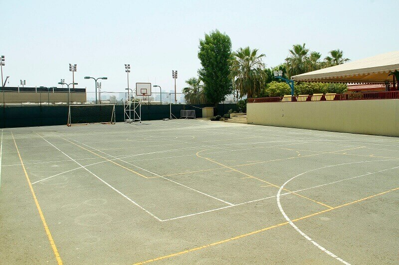 SWSC – Sharjah – Basketball Court