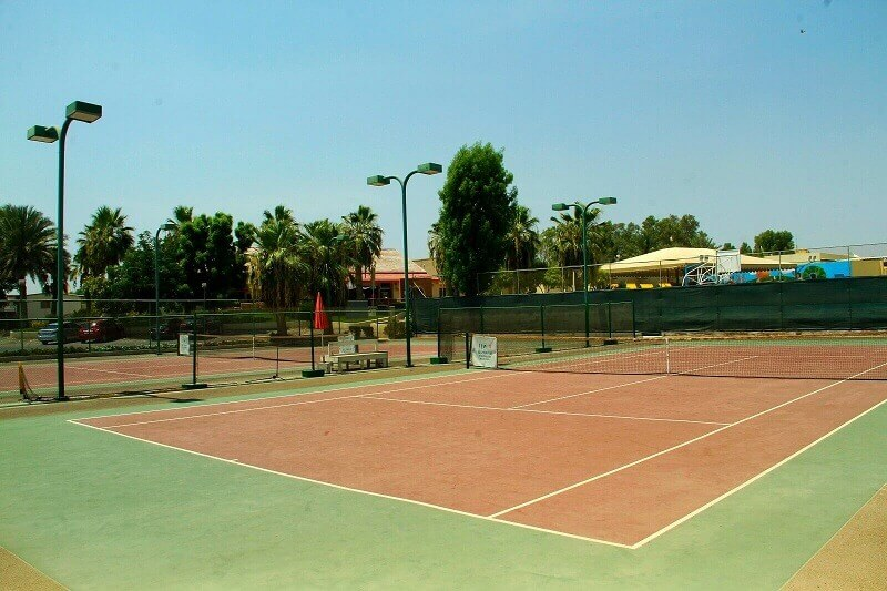 SWSC – Sharjah – Tennis Court
