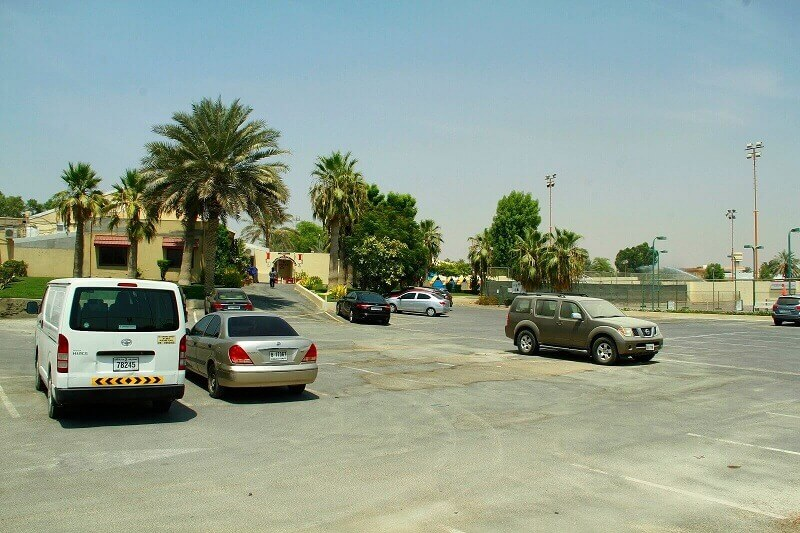 SWSC – Sharjah – Parking
