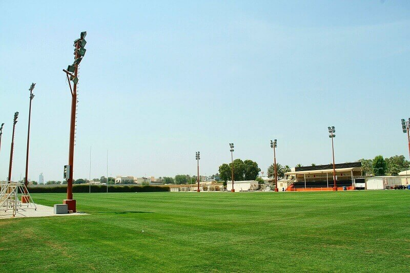 SWSC – Sharjah – Full Grass Pitches