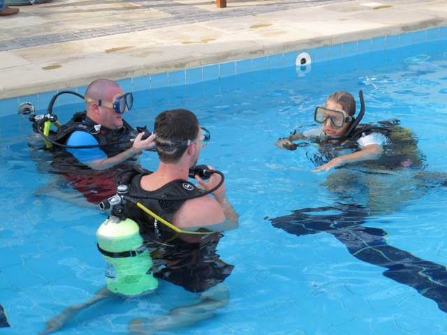 SWSC – Sharjah – Dive