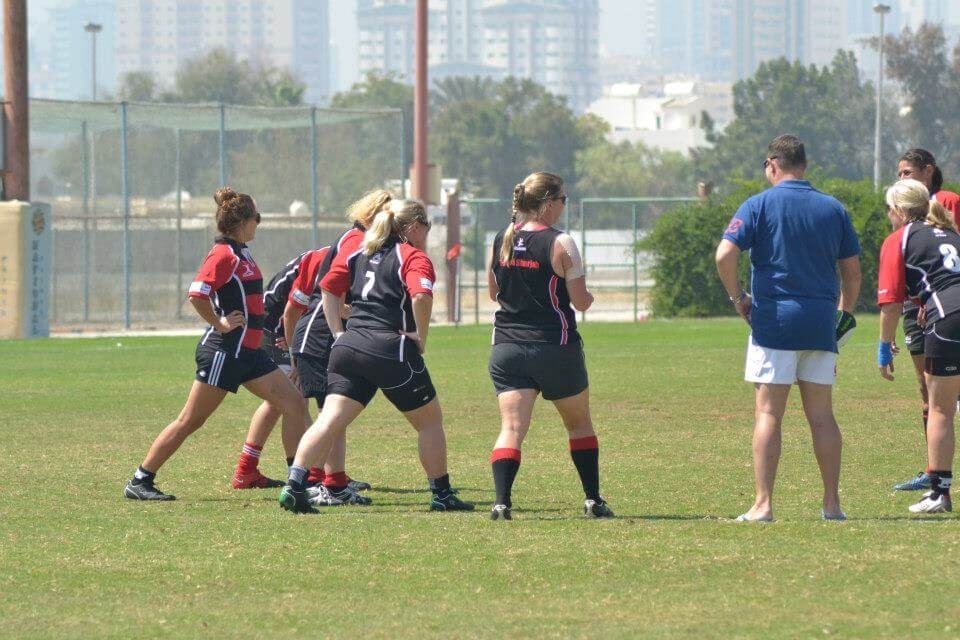 SWSC – Sharjah – LADIES RUGBY