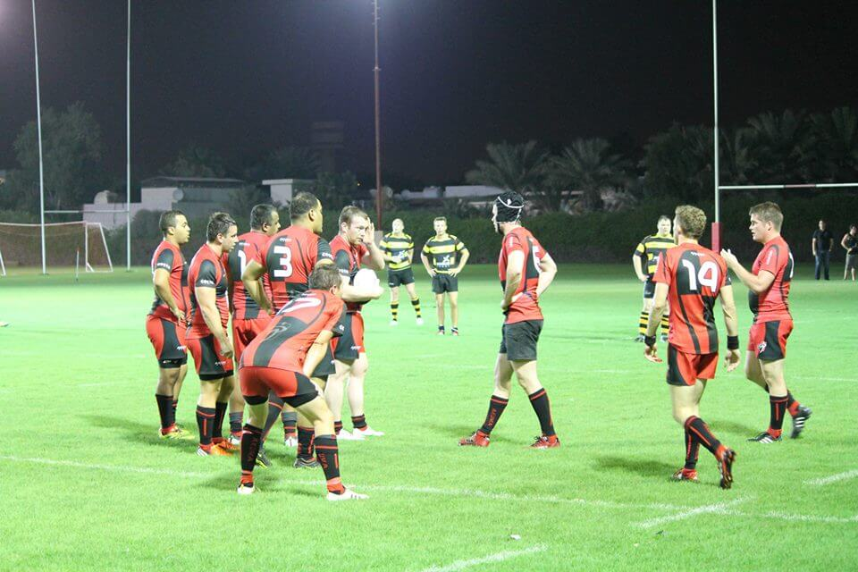 SWSC – Sharjah – RUGBY